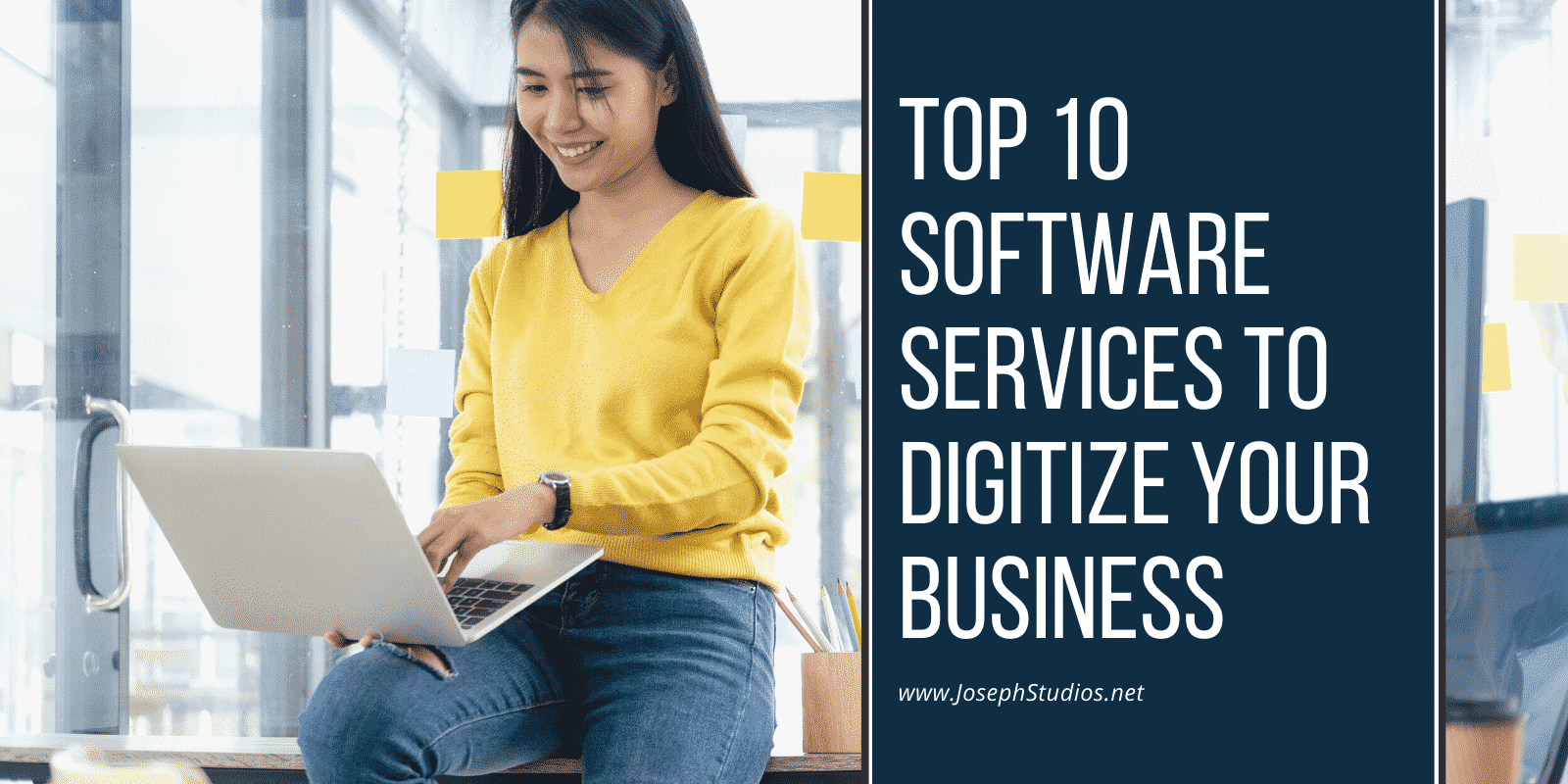 Top 9 Software Services To Digitize Your Business