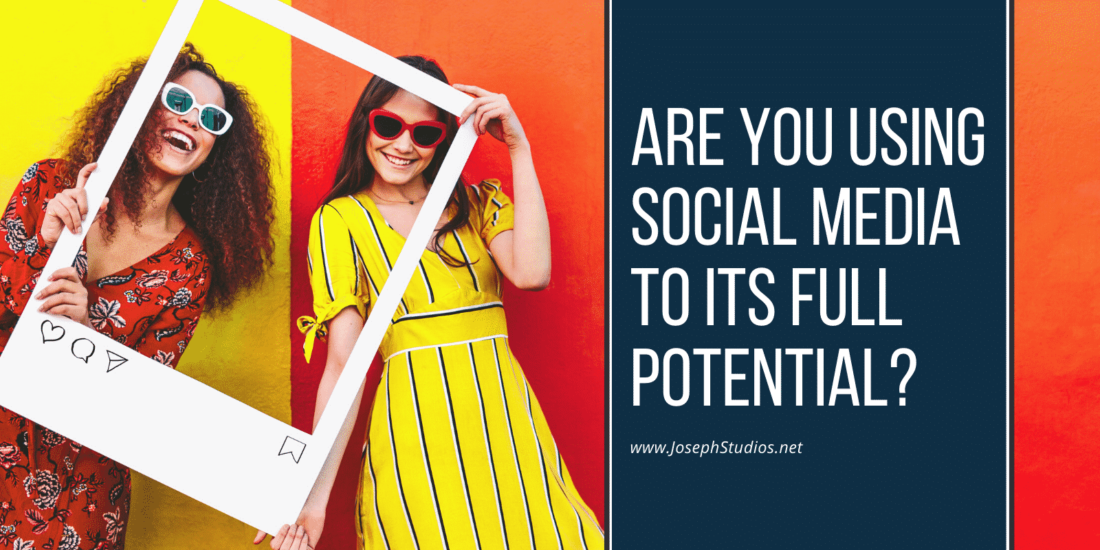 Are You Using Social Media To Its Full Potential?, Are You Using Social Media To Its Full Potential?
