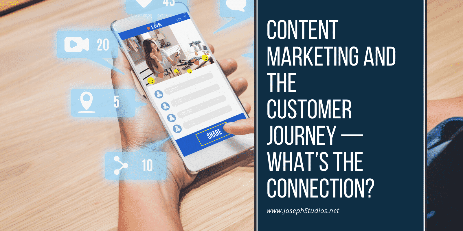 Content Marketing and the Customer Journey, Content Marketing and the Customer Journey — What's the Connection?