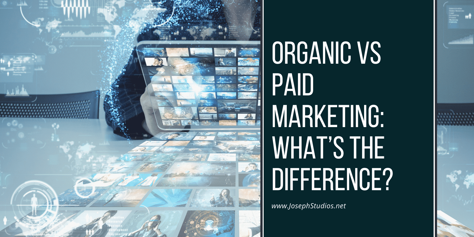 Organic vs. Paid Marketing: What's the Difference